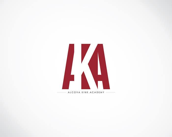 #532 for Design a logo for AKA Alcova Kink Academy by Bauerol3