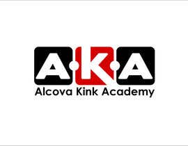 #721 for Design a logo for AKA Alcova Kink Academy af taganherbord