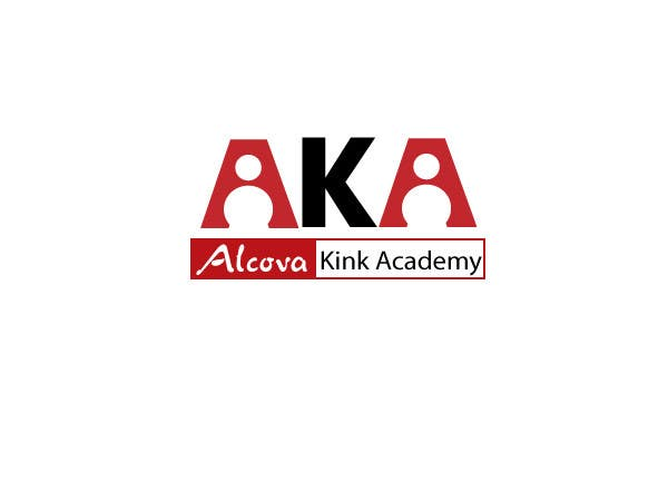 #457 for Design a logo for AKA Alcova Kink Academy by RoxanaFR
