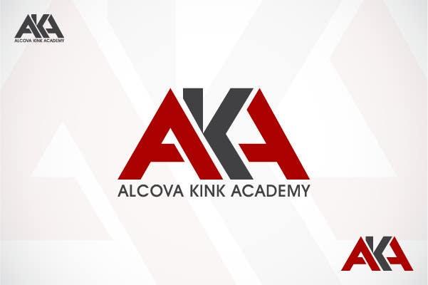 #439 for Design a logo for AKA Alcova Kink Academy by brandcre8tive