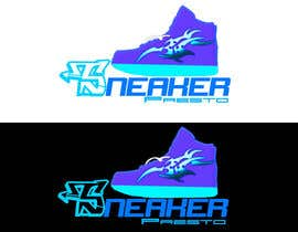 DJvenom tarafından My Sneaker business called SneakerPresto i need LOGO için no 41
