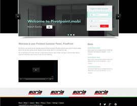 #47 for Design a Website Mockup for revitalization of our B2B customer resource af jeransl