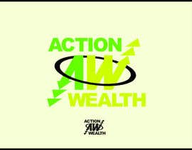 nº 67 pour Update a Logo for Action Wealth par ravisankarselvam