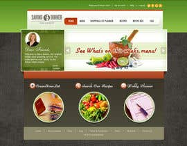 aryamaity tarafından Design a Website Mockup for our Premium Menu-Mailer website. için no 35