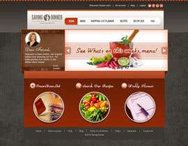 #36 para Design a Website Mockup for our Premium Menu-Mailer website. por aryamaity