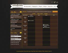 gdgser tarafından Design a Website Mockup for our Premium Menu-Mailer website. için no 15