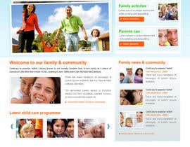 nº 2 pour Website Design for Happy Family e-zine par rsquareweb