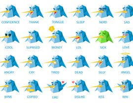#17 for Design stickers for Freelancer chat [Multiple Winners] by DRK1111