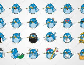 #13 for Design stickers for Freelancer chat [Multiple Winners] by rvarias