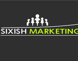 #36 para Logo Design for SIXISH Marketing por Junaid02