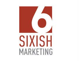 #15 para Logo Design for SIXISH Marketing por Jgarisch12