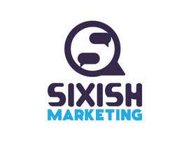 xiansepulveda tarafından Logo Design for SIXISH Marketing için no 31