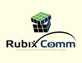 nº 58 pour Design logo Rubix Comm par hatimou