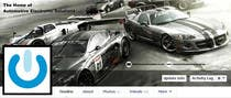 Contest Entry #12 for Design a Facebook landing page for ECU Technologies
