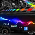 Contest Entry #3 for Design a Facebook landing page for ECU Technologies