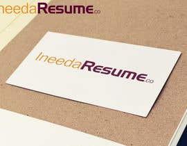 #20 para Design a logo and color scheme for a resume builder site - www.Ineedaresume.co por LincoF