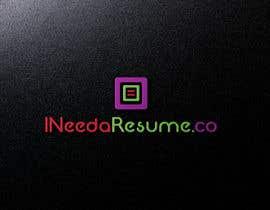 #25 para Design a logo and color scheme for a resume builder site - www.Ineedaresume.co por HafejMohammad