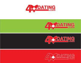 #34 for Design a Logo for Forty Plus Dating af arteastik