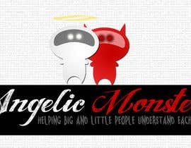 #9 for Design a Logo for Angelic Monsters by bunakiddz