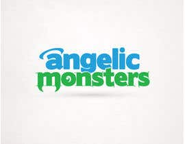 #12 untuk Design a Logo for Angelic Monsters oleh wavyline