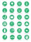 Graphic Design Contest Entry #19 for Icons to represent Architectural Design Criteria