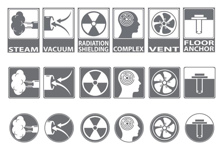 Inscrição nº 18 do Concurso para Icons to represent Architectural Design Criteria