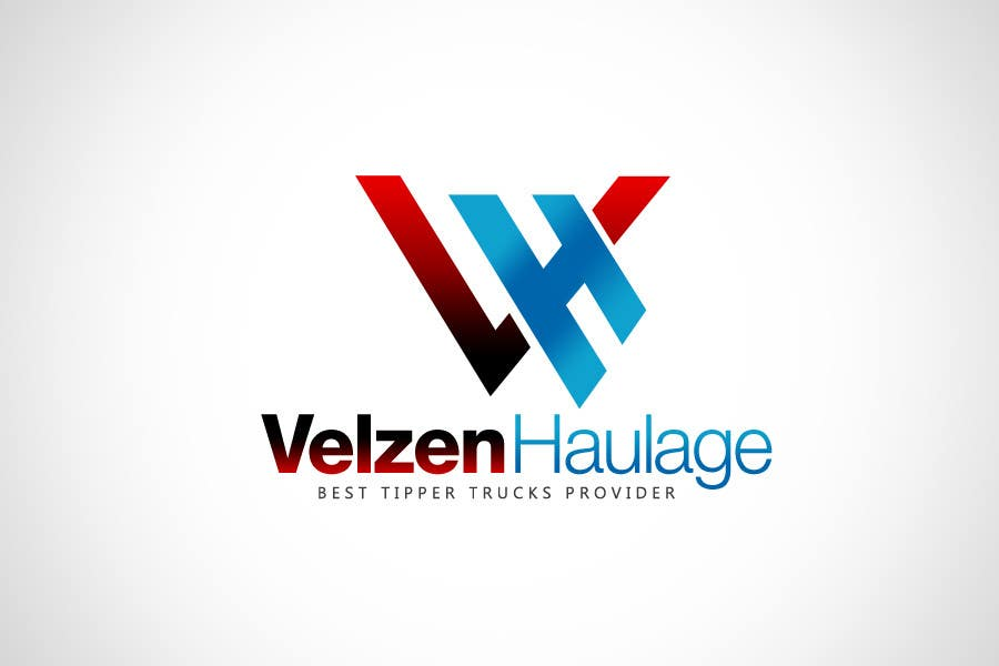 Penyertaan Peraduan #118 untuk Logo Design for Velzen Haulage