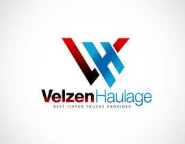 #118 для Logo Design for Velzen Haulage от twindesigner