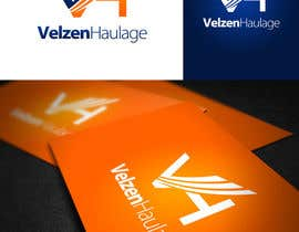 #156 for Logo Design for Velzen Haulage by ronakmorbia