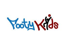 #23 para Design a Logo for FootyKids por Papple