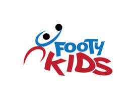 nº 24 pour Design a Logo for FootyKids par Papple