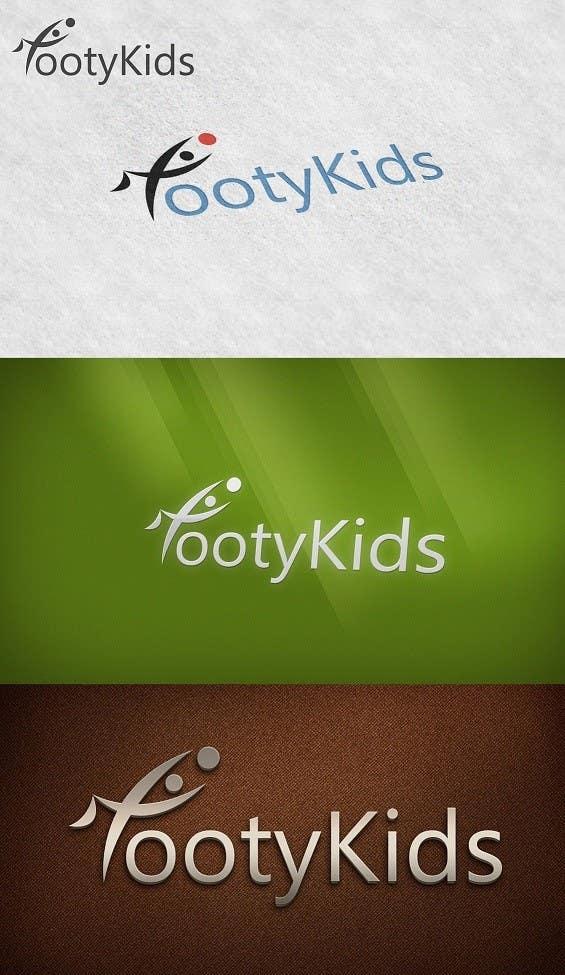 Bài tham dự cuộc thi #35 cho Design a Logo for FootyKids