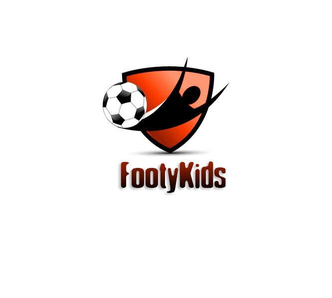 Konkurrenceindlæg #33 for Design a Logo for FootyKids