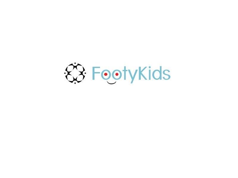 Bài tham dự cuộc thi #16 cho Design a Logo for FootyKids
