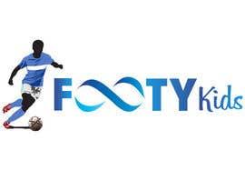 #26 para Design a Logo for FootyKids por dariusdubreu