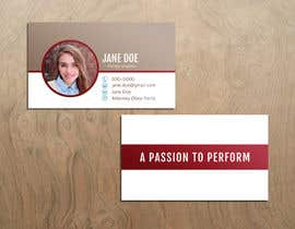 #63 for Personal Business Cards - design for a professional investor af OlgaRadzikh