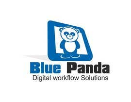 #121 para Design a Logo for new IT company - BLUE PANDA por jogiraj