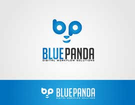 #134 para Design a Logo for new IT company - BLUE PANDA por Cbox9