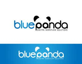 #147 para Design a Logo for new IT company - BLUE PANDA por Cbox9