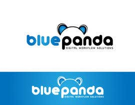 #148 para Design a Logo for new IT company - BLUE PANDA por Cbox9
