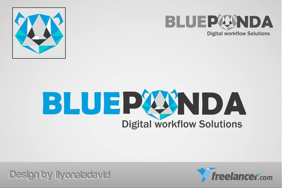 Inscrição nº 65 do Concurso para Design a Logo for new IT company - BLUE PANDA