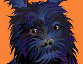 #14 for Affenpinscher dog converted to Pop Art af sophialotus