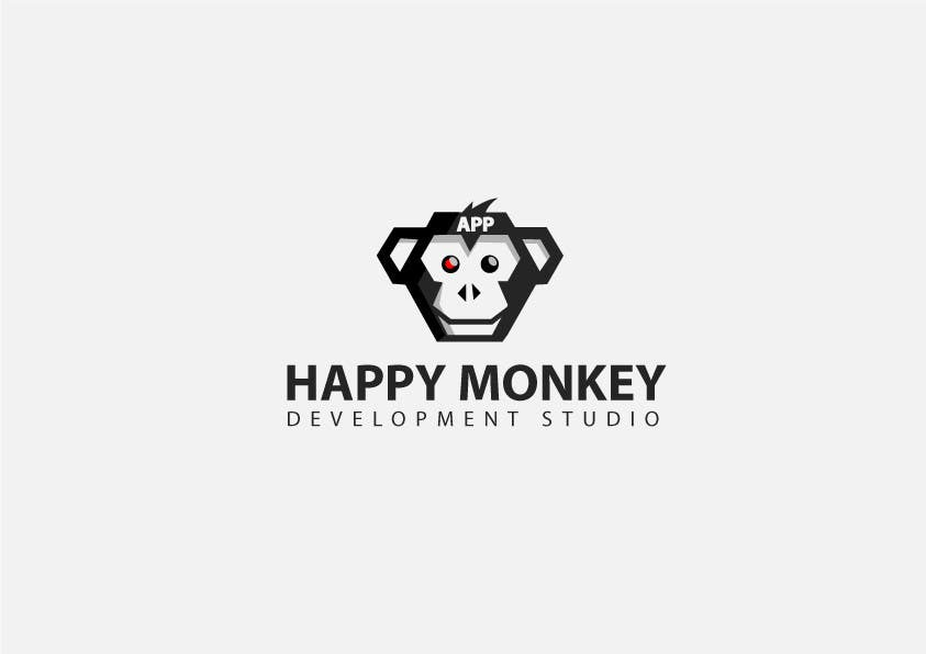 #173 for Design eines Logos for Company Happy Monkey by brandmaker2007