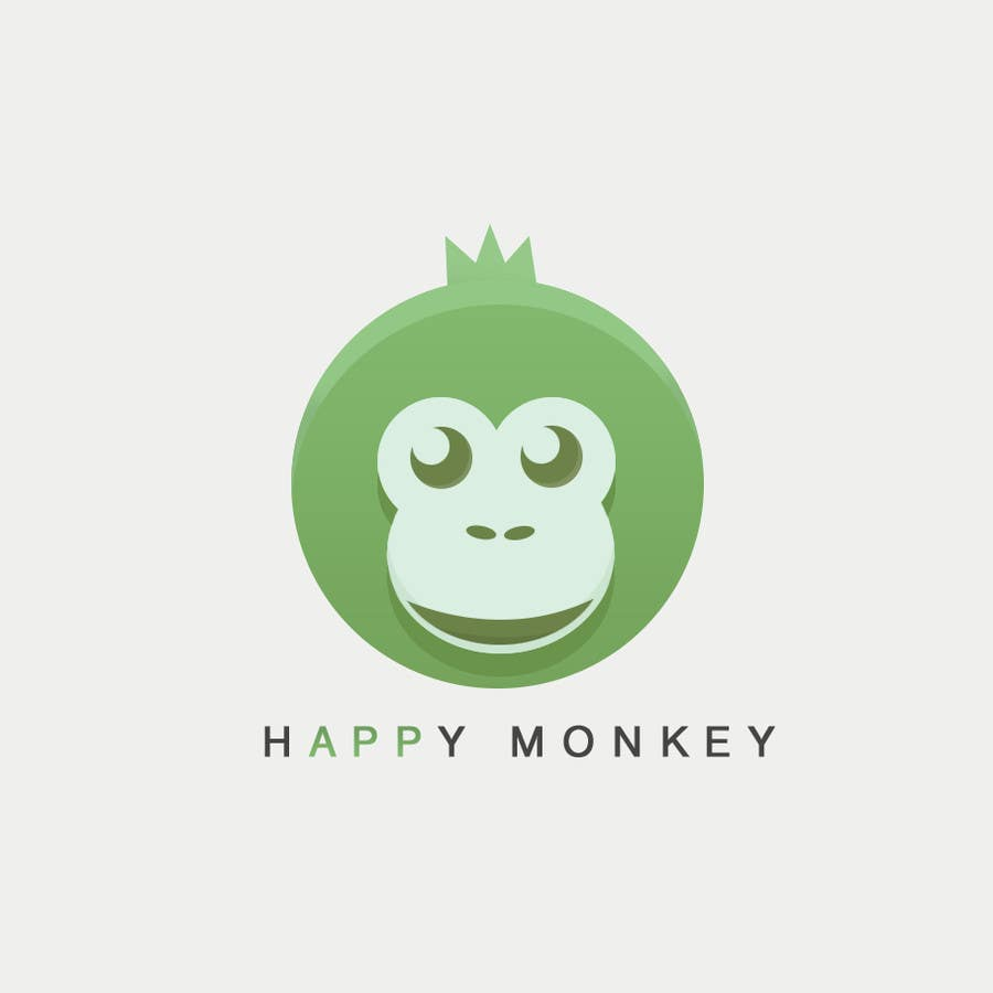 #19 for Design eines Logos for Company Happy Monkey by Marloparts