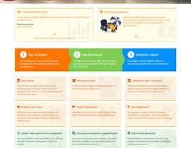 #16 para Beautify my web site's front pages por bahrul221