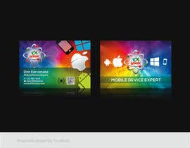#16 untuk Design some Business Cards for Existing Logo oleh soulflash