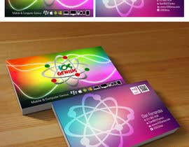 #19 untuk Design some Business Cards for Existing Logo oleh TonyFitz317