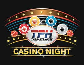 #83 untuk Design a Las Vegas/Casino Night logo for an Open House oleh soulflash