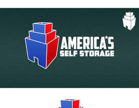 #69 for Design a Logo for a self storage facility af HallidayBooks