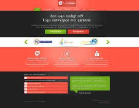 #9 para Creëer een Wordpress Template for logo design company por jigsFLD